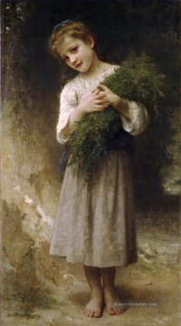 William Adolphe Bouguereau Werke - Retour des champs Realismus William Adolphe Bouguereau