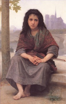 William Adolphe Bouguereau Werke - The Bohemian Realismus William Adolphe Bouguereau