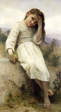 William Adolphe Bouguereau Werke - The Little Marauder 1900 Realismus William Adolphe Bouguereau