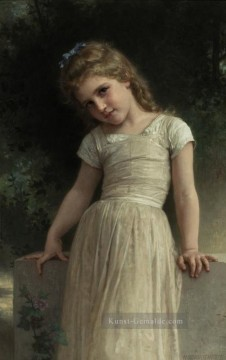 William Adolphe Bouguereau Werke - The Mischievous One Realismus William Adolphe Bouguereau