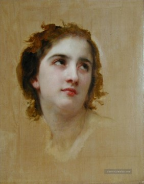 William Adolphe Bouguereau Werke - Unfinished Realismus William Adolphe Bouguereau