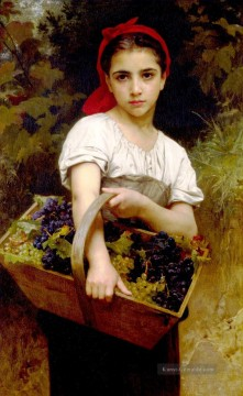 Vendangeuse Realismus William Adolphe Bouguereau