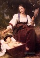 Berceuse Realismus William Adolphe Bouguereau