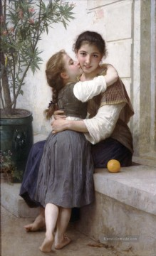 William Adolphe Bouguereau Werke - Calinerie Realismus William Adolphe Bouguereau