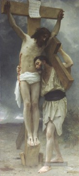 William Adolphe Bouguereau Werke - Compassion Realismus William Adolphe Bouguereau