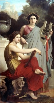 William Adolphe Bouguereau Werke - Lart et la litterature Realismus William Adolphe Bouguereau