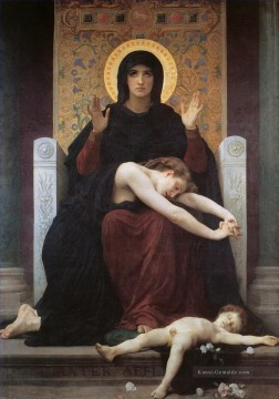 William Adolphe Bouguereau Werke - Vierge consolatrice Realismus William Adolphe Bouguereau