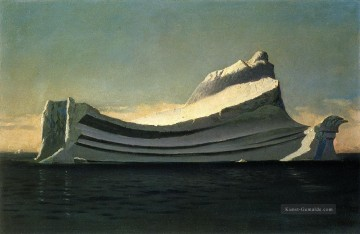 Iceberg Seestück William Bradford