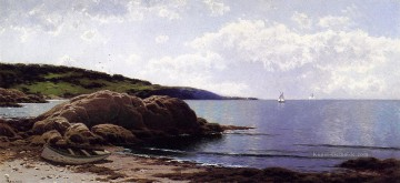 Bail Maler - Bailys Insel Maine Strand Alfred Thompson Bricher