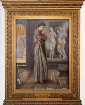 lion Galerie - Pygmalion und das Bild I The Herz Desires Präraffaeliten Sir Edward Burne Jones