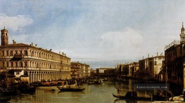 Canaletto Werke - Grand Canal Canaletto