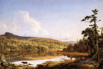 North See Landschaft Hudson Fluss Frederic Edwin Church Ölgemälde