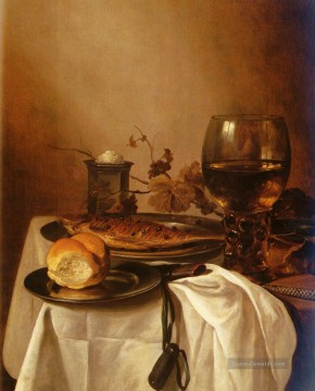 to 1660 A Still Life Of A Roamer Pieter Claesz
