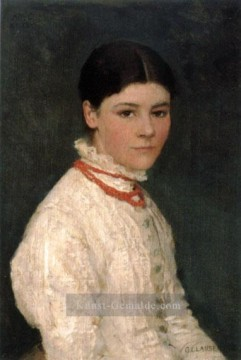 Agnes Mary Webster modernen Sir George Clausen Ölgemälde