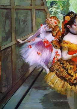 Edgar Degas Werke - Balletttänzer in Schmetterlings Kostüme 1880 Edgar Degas