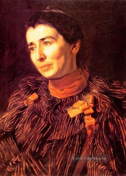Mary Adeline Williams Realismus Porträts Thomas Eakins Ölgemälde