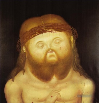 Head of Christ Fernando Botero Ölgemälde