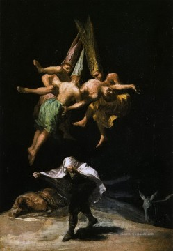 air Werke - Hexen in der Luft Francisco de Goya