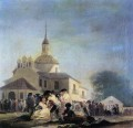 Pilgrimage to the Church of San Isidro Francisco de Goya