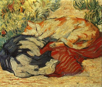 Franz Marc Werke - Catsona Red Cloth Franz Marc