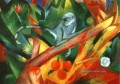The Monkey Franz Marc