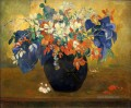 Bouquet of Blumen Post Impressionismus Primitivismus Paul Gauguin