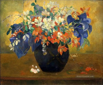 Paul Gauguin Werke - Bouquet of Blumen Post Impressionismus Primitivismus Paul Gauguin