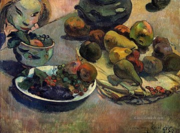 Paul Gauguin Werke - Fruits Post Impressionismus Primitivismus Paul Gauguin