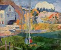 Breton Landschaft The Moulin David Post Impressionismus Primitivismus Paul Gauguin