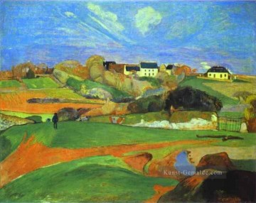 Paul Gauguin Werke - Landschaft Post Impressionismus Primitivismus Paul Gauguin