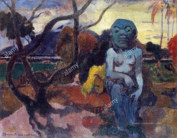 Paul Gauguin Werke - Rave te hiti aamy The Idol Post Impressionismus Primitivismus Paul Gauguin
