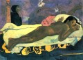 Spirit of the Dead Watching Post Impressionismus Primitivismus Paul Gauguin