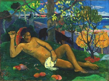 Paul Gauguin Werke - Te arii vahine The King s Wife Post Impressionismus Primitivismus Paul Gauguin