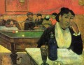 Night Cafe at Arles Post Impressionismus Primitivismus Paul Gauguin