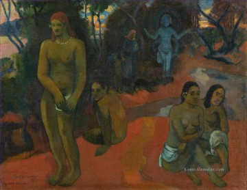 Paul Gauguin Werke - Te Pape Nave Nave Delectable Waters Post Impressionismus Primitivismus Paul Gauguin