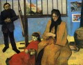 The Schuffenecker Family Post Impressionismus Primitivismus Paul Gauguin