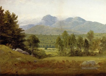 New Galerie - Skizze des Mount Chocorua New Hampshire Szenerie Sanford Robinson Gifford