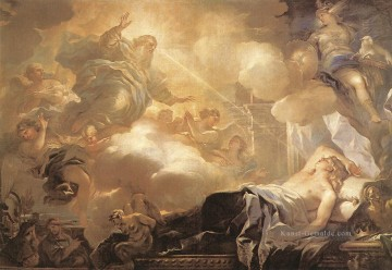 Traum Kunst - Dream Of Solomon Barock Luca Giordano