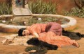 Dolce far niente Neoclassicist Dame John William Godward