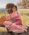 Flabellifera Neoclassicist Dame John William Godward