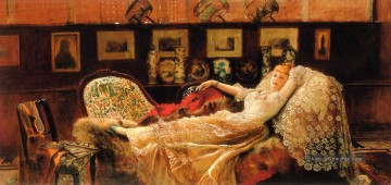 Day Dreams John Atkinson Grimshaw