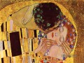 Kuss part Gustav Klimt