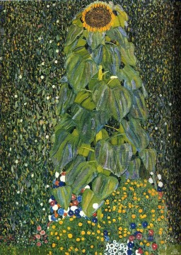 Gustave Klimt Werke - The Sunflower Gustav Klimt