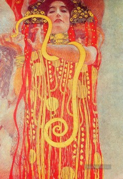 Gustave Klimt Werke - University of Vienna Ceiling Paintings Gustav Klimt