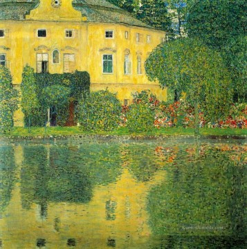 Gustave Klimt Werke - Schloss Kammer on the Attersee IV Gustav Klimt