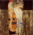 The Three Ages of Woman Gustav Klimt