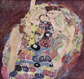 The Virgins Symbolik Gustav Klimt