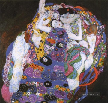 Gustave Klimt Werke - The Virgin Gustav Klimt