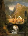 Valle dei Molini Amalfi Szenerie Luminism William Stanley Haseltine