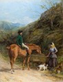 Ein Chance Meeting Heywood Hardy Reiten
